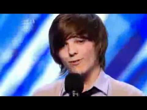 One Direction - First Auditions - Harry, Niall, Zayn, Louis and Liam