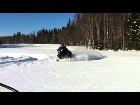2011 Ski doo expedition 1200
