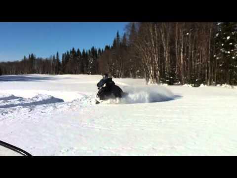 2011 Ski doo expedition 1200