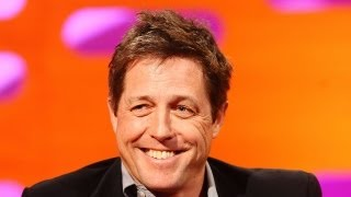 HUGH GRANT: I Was A Teen Model (The Graham Norton Show