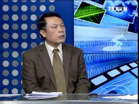 11 4 2014 Tọa đàm KHCN của Truyền hình TTXVN về việc tổ chức Ngày KHCN Việt Nam lần đầu tiên