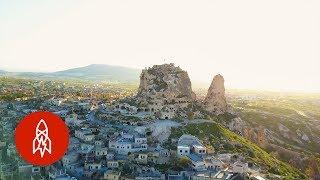 Explore Turkey's Hidden Underground City