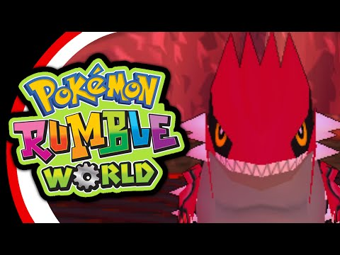 Pokemon Rumble World 05 - Ruby Volcano