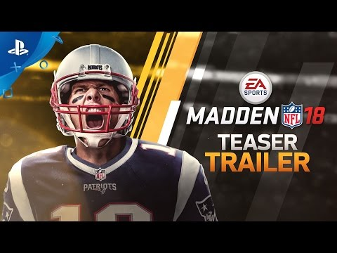 Electronic Arts Madden NFL 18 PS4