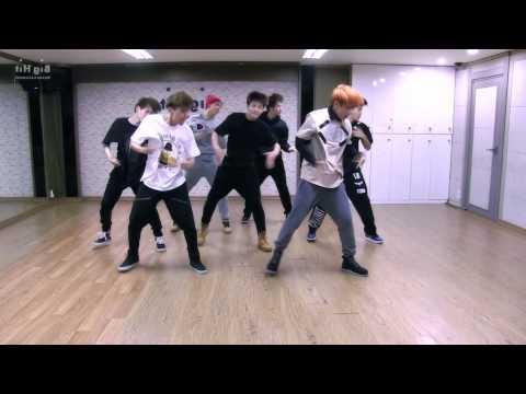 BTS - Boy in Luv - mirrored dance practice video - 방탄소년단 상남자 (Bangtan Boys)