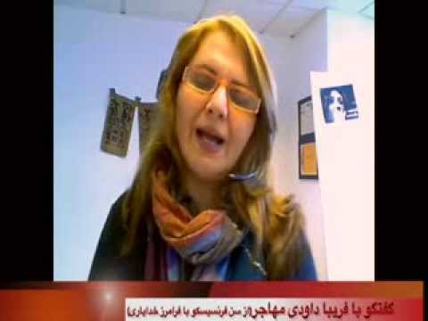 IN CONVERSATION with F. DAVOODI MOHAJER: Iniernational Women Day- M.JALALI: Crises in Ukrain.