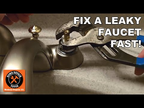 Delta Bathroom Faucet Leaks A Simple Fix In Less Than 5 Minutes By Home Re
