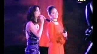 Siti Nurhaliza And Kris Dayanti