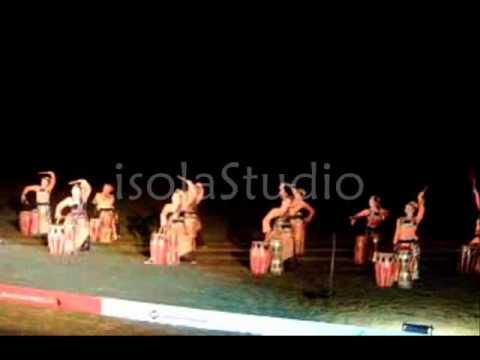 Rampak Kendang Isola Studio.wmv