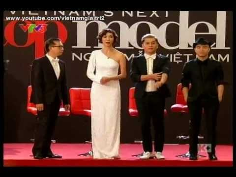 Vietnam's Next Top Model 2012 - Tập 1 - FULL MOVIE
