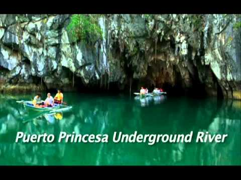 New 7 Wonders of Nature - Puerto Princessa Underground River