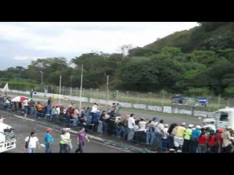 Piques de gandolas Turagua 2012