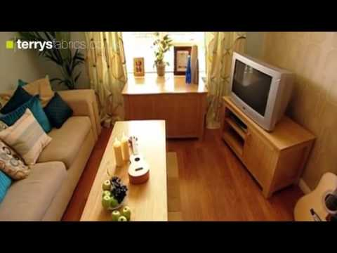 terry 39 s fabrics 60 minute makeover sheffield youtube