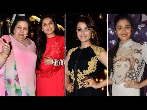 Parineeti Chopra, Rani Mukherjee, Alia Bhatt launch YRF fashion store
