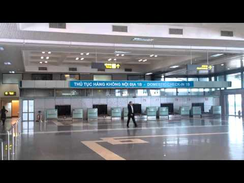 Hanoi Noi Bai International Airport Hanoi Vietnam Han Tour Travel Guide Video Review.2