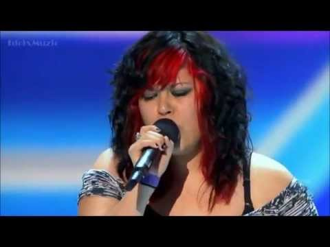 The X Factor USA 2012 - Jessica Espinoza's Audition