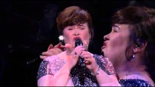 Susan Boyle On Joel Osteen: 'Miracle Hymn' Song & The