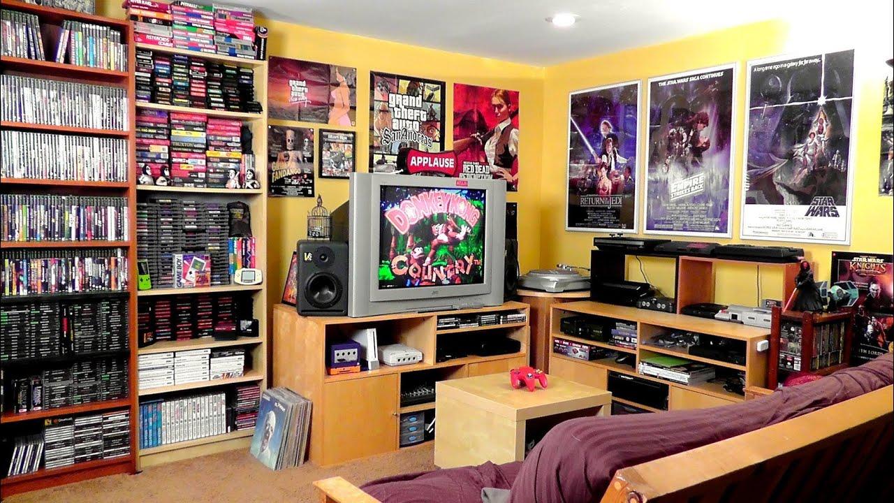 Mikau S Room
