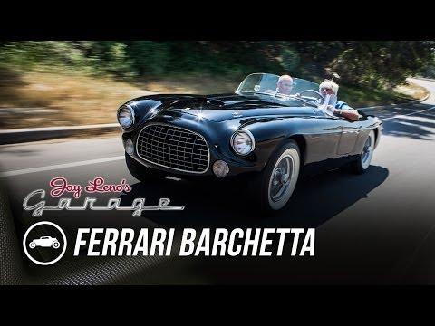 1952 Ferrari Barchetta - Jay Leno's Garage