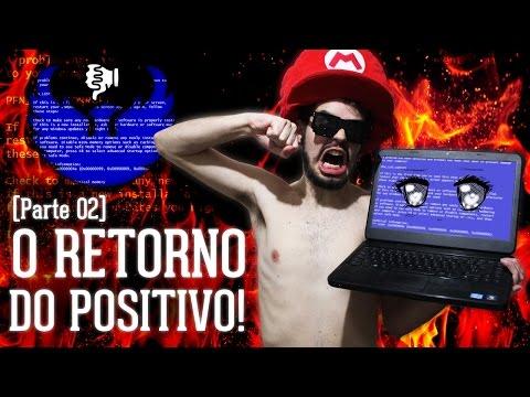 O RETORNO DO POSITIVO! (Parte 02) - SUPER MARIO FROM HELL 03 #15