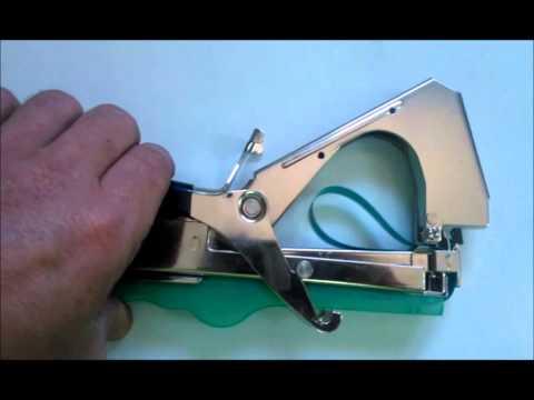 Atadora de cinta - Urbaplant