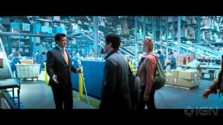 """Percy Jackson: Sea Of Monsters """"Hermes"""" Clip"""
