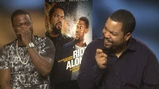 Kevin Hart And Ice Cube Play Police With Justin Bieber