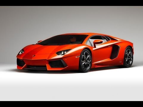 2012 Lamborghini Aventador LP700-4 @ 2011 Geneva Auto Show