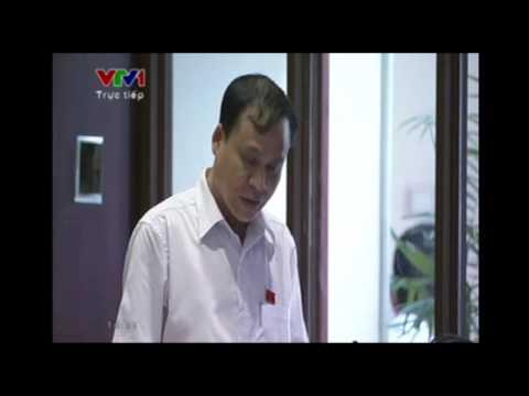 Phát biểu của đại biểu quốc hội Nguyễn Bắc Việt về tình hình căng thẳng tại Biển Đông