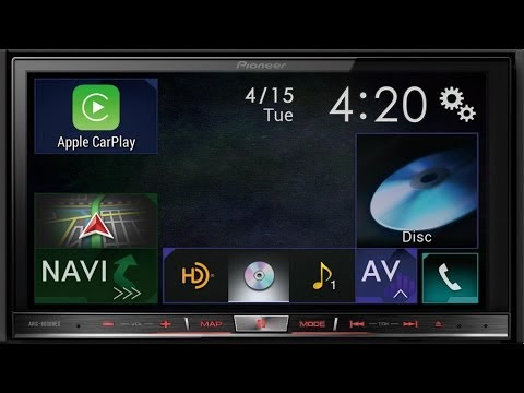 Apple Car play Aftermarket is reality