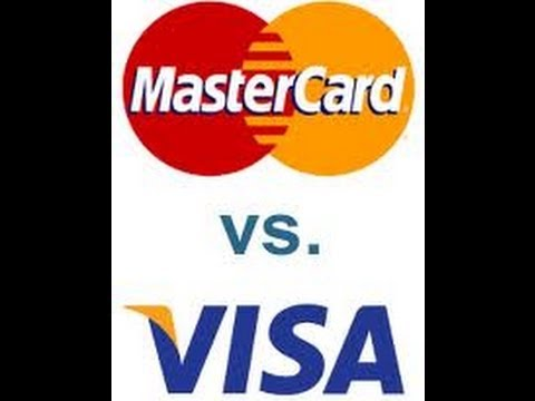 Stock Chart Analysis Mastercard (MA) vs Visa (V)