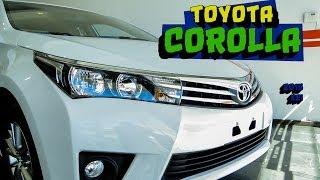 Novo Toyota Corolla 2015 XEi