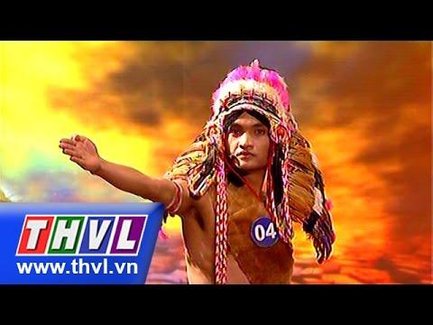 THVL | Cười xuyên Việt – Chung kết xếp hạng: Bộ tộc ướt át - Mạc Văn Khoa, Việt Hương
