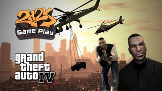 [Grand Theft Auto IV - The Ballad Of Gay Tony - Gameplay]