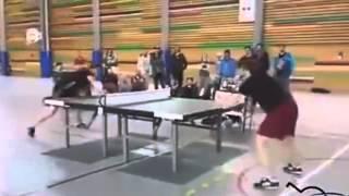 Ping pong imposible