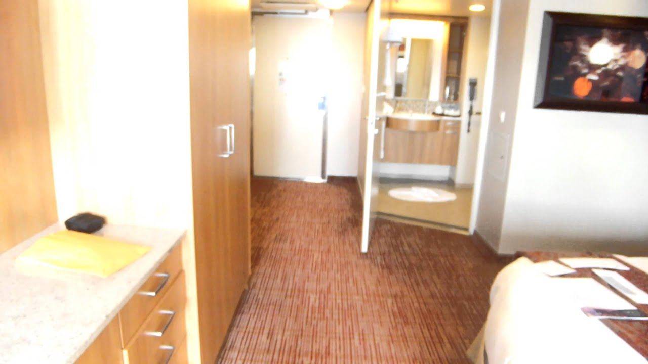 Celebrity eclipse cabin 1545 review