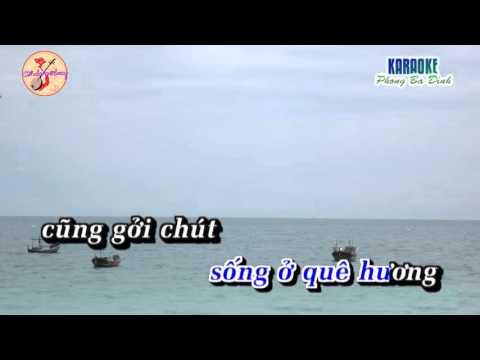 Karaoke   Nhớ Nha Trang