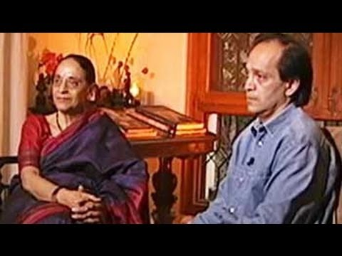 Talking Heads with Vikram Seth and Justice Leila Seth (Aired: December 2005)