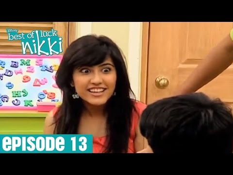 Best Of Luck Nikki - Season 1 - Episode 13 - Disney India (Official)