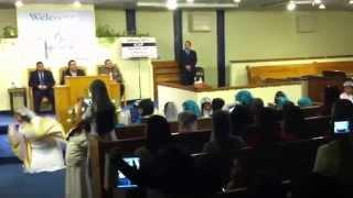 ANIVERSARIO DE LA IGLESIA JEHOVA NISSI EN MINNEAPOLIS, MN