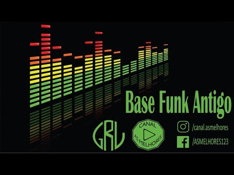 BATIDA DE FUNK ANTIGA - no tempo que o funk era bom