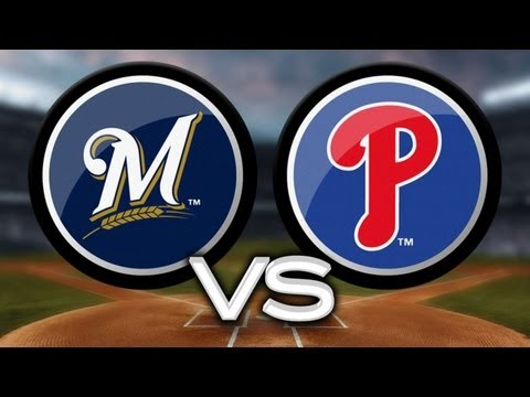 6/1/13: Peralta and Lucroy lead Brewers to a victory