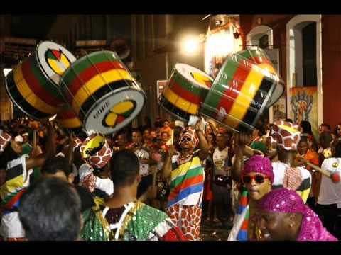 Olodum   Poutpourri - samba reggae