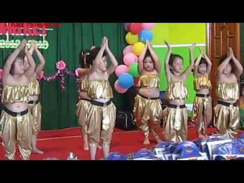 Jerry múa Alibaba