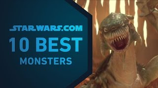 Top 10 Star Wars Monsters
