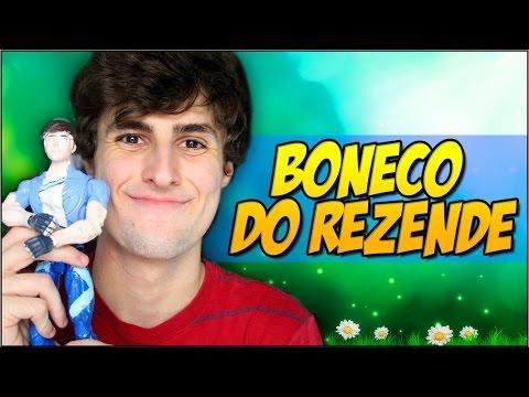 BONECO DO REZENDEEVIL! OBRIGADO!