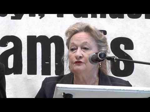 Ulla  KLOTZER in English  -  humain chaine