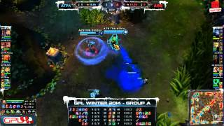 [GPL 2014 Mùa Đông] [Tuần 3] [Bảng A] Azubu Taipei Assassins vs AHQ e-Sports Club [14.11.2013]
