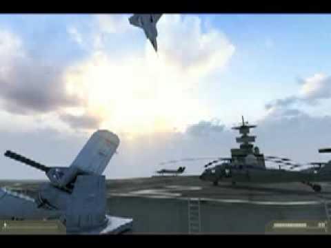 Airplane F 35 Vertical Takeoff Flip