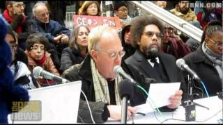 Occupy Wall Street Declares Goldman Sachs Guilty